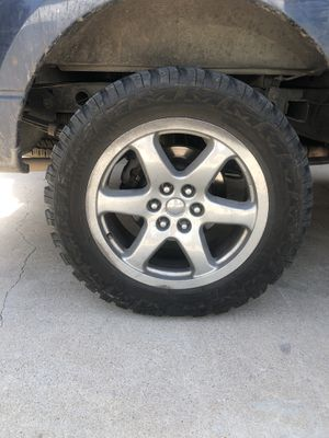 Truck Rims & Tires for Sale in Fort Worth, TX