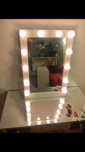 White Diva Luxury Mirror for Sale for sale  Brooklyn, NY