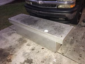 Truck tool box for Sale in Davenport, FL