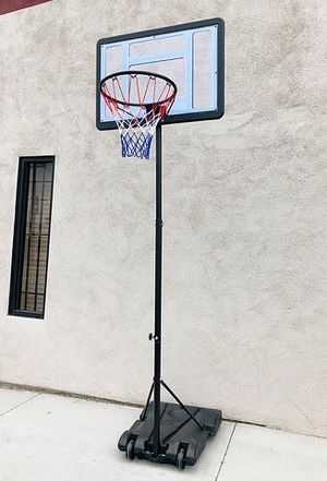 "NEW $65 Junior Kids Basketball Hoop 31x23"" for Sale in Downey, CA"