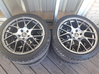 Enkei 18inch 5x114.3 for Sale in Arlington Heights,  IL
