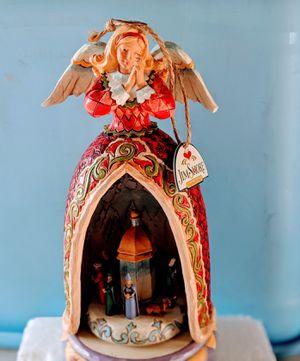 Jim Shore ceramic figurines for Sale in Costa Mesa, CA