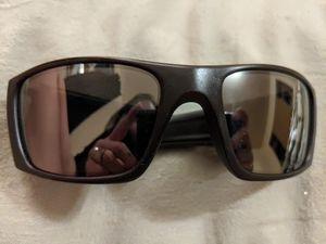 Oakley Fuel Cell black matte sunglasses w/ Prizm Polarized lenses for Sale in Salt Lake City, UT