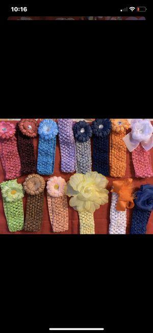 26 hair bows for Sale in Boca Raton, FL