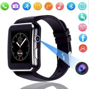 BLACK Smart Watch Heart Rate Blood Pressure Monitor Fitness Tracker Sports Bracelet for Sale in Los Angeles, CA