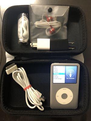 Apple iPod classic 80gb 6th for Sale in El Cajon, CA