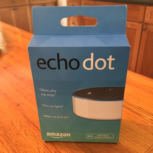 Echo Dot 2nd Gen for Sale in Graysville, PA