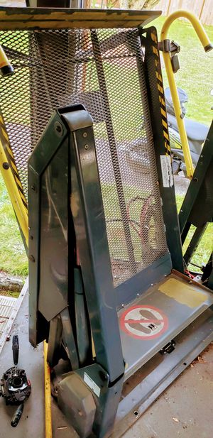 Lift gate (pulled from disability truck) for Sale in Portland, OR