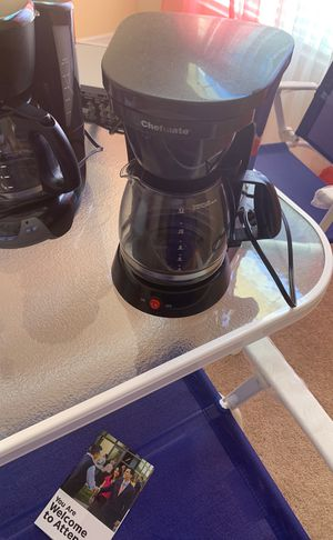 Coffee Maker, blender, and crockpot for Sale in Poinciana, FL