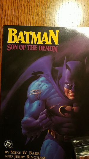 Batman son of the demon with Ra's al Ghul 1987 for Sale in Monterey Park, CA