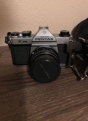 pentax k1000 for Sale in Scottsdale, AZ