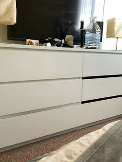 Ikea 6 Drawer Dresser for Sale in San Diego,  CA