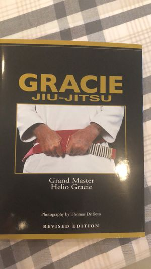 Gracie Jiu Jitsu-The Master Text-Revised Edition for Sale in Chapel Hill, NC