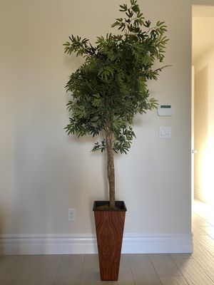 Artificial trees matching set of two for Sale in Clovis, CA
