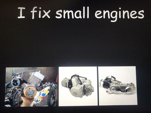 I fix Small engines for Sale in Lemon Grove, CA