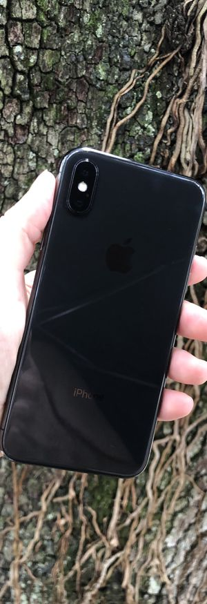iPhone X 64GB Space Grey Factory Unlocked Any Carrier USA & Worldwide Excellent Condition!! SALE!! for Sale in Hollywood, FL