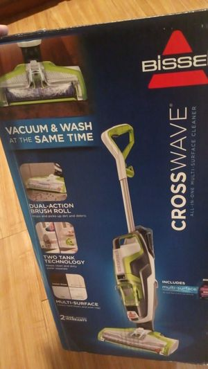 Never Opened! Bissell Crosswave vacuum and wash at same time ! for Sale in Gresham, OR