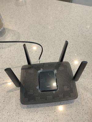 Linksys EA8300 Tri-Band WIFI Router for Sale in Pompano Beach, FL