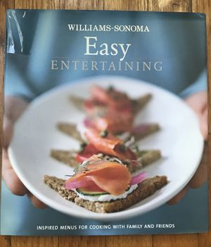 Easy Entertaining by Williams-Sonoma for Sale in Chicago, IL