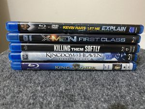 Blu-ray DVD's for Sale in Albuquerque, NM