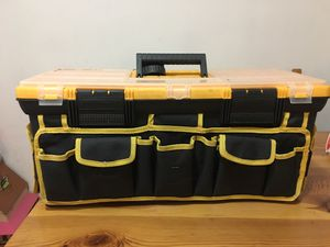 Plastic Tools box for Sale in Riverdale Park, MD