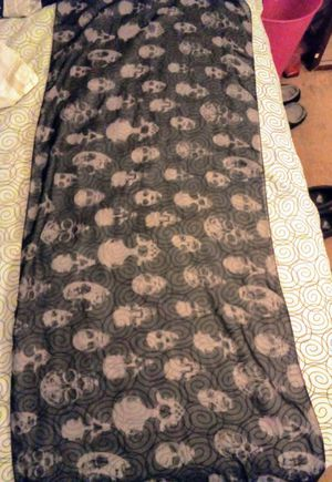 Halloween Scary Face thin Scarf for Sale in Fresno, CA