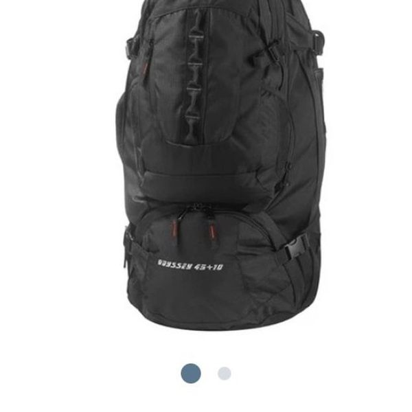 Yukon Outfitters 45L + 10L Hiking Backpack