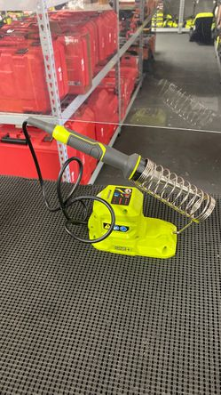 Ryobi (New) 18V 40W Soldering Iron Tool (No battery) $30 for Sale in La Habra Heights,  CA