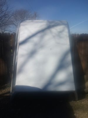 Century raised camper shell for truck for Sale in Duncanville, TX