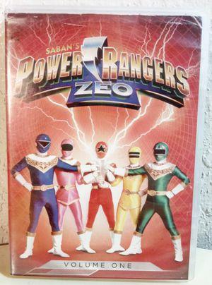 Power Rangers Zeo, Vol. 1 for Sale in Oklahoma City, OK