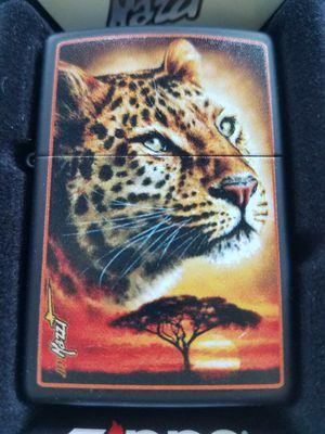Zippo mazzi animal black matte 49068 for Sale in Los Angeles, CA