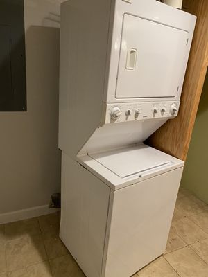 Stacked Washer & Dryer for Sale in Norfolk, VA