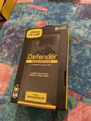 Samsung S8 Otterbox Defender for Sale in Lemon Grove, CA