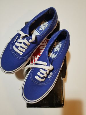 Vans authentic size 8 men for Sale in Santa Monica, CA