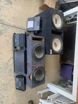 Speaker knockerz for Sale in Mackinaw, IL
