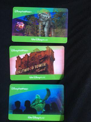 Disney Orlando Tickets for Sale in Plant City, FL