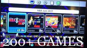 Super Nintendo SNES NES Classic Mod 200+ Games w save and no errors! for Sale in Portland, OR