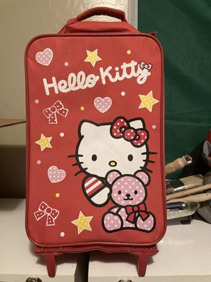 Hello kitty Suit case for Sale in Avondale, AZ