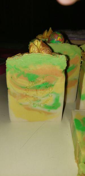 Mango Papaya Sherbet Handmade Soap for Sale in Vero Beach, FL