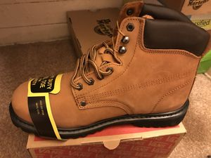 Work boots for Sale in Pomona, CA
