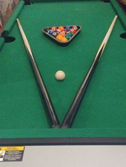 4 In One Game Table Pool Air Hockey Bowling And Ping Pong for Sale in Attleboro,  MA