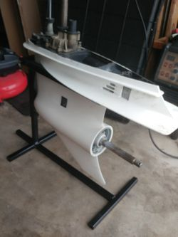 Outboard motor lower unit stand for Sale in Abilene,  TX