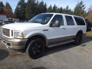2004 Ford Excursion Eddie Bauer for Sale in Tacoma, WA