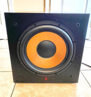 Klipsch Reference Dual 12'' Powered 625/2400 watts Subwoofer- RSW-12 for Sale in Chandler, AZ