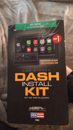 Metra DASH INSTALL KIT for Sale in Dallas, TX