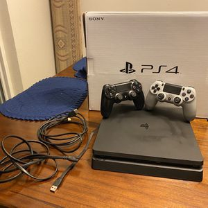 PS4 Slim for Sale in Olympia, WA