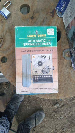 Sprinkler Timer for Sale in Benton City, WA