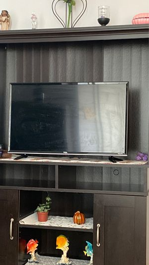 Smart 32 inch tv TCL ROKU for $190 for Sale in Herndon, VA