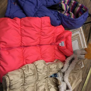 Baby jacket and sleeveless for Sale in Auburn, WA