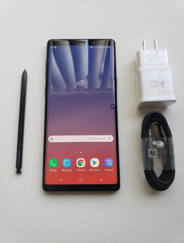 """Samsung Galaxy Note 9 128GB FACTORY UNLOCKED"""" Brand new with Warranty... Promoted Price"""